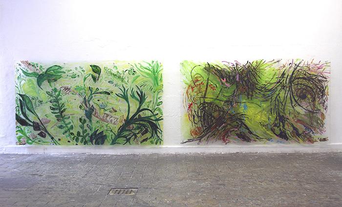 inner jungle by Ilka Vogler